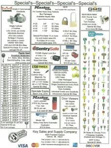 Specials Page 1