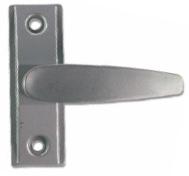 Imperial-Aluminum Door Lever