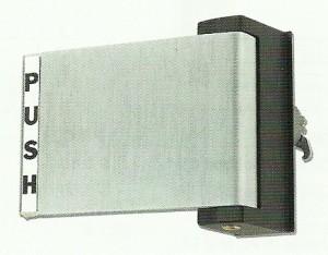 Imperial-Aluminum Door Paddle