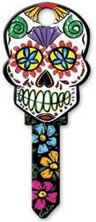 B136 Sugar Skull
